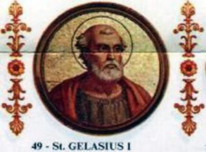 Папа Римский Геласий