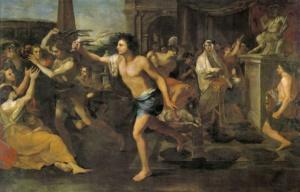 Луперкалии - древнеримские праздники плодородия - предшествие Дня Святого Валентина