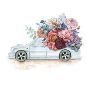 Доставка FLOWER TAXI